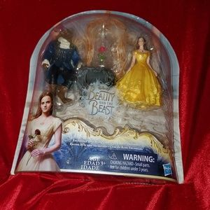 ❤ Beauty & The Beast figure - #BuyNowSave4Birthday